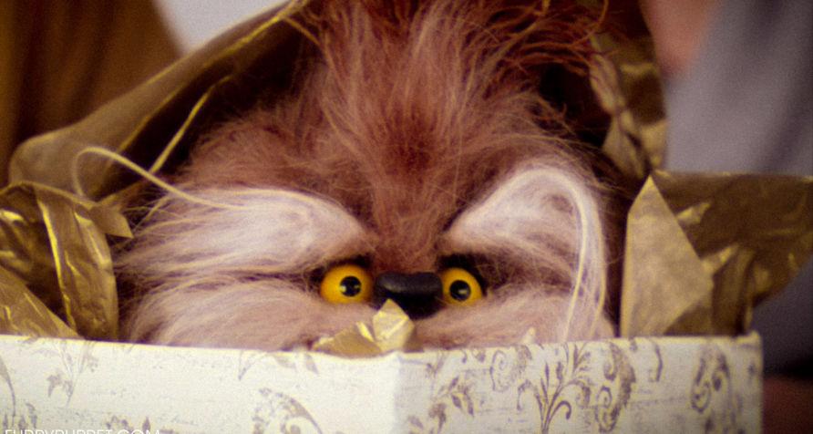 Christmas Critter puppet