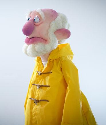 03 - custom puppet - fisherman