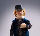 weirdo ginger puppet