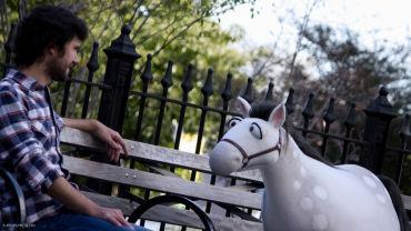 horse custom puppet