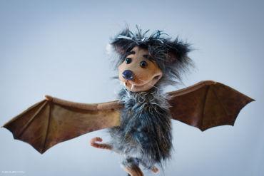 Bat puppet #2