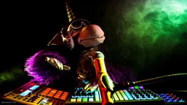 DJ unicorn