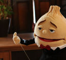 Mr onion puppet