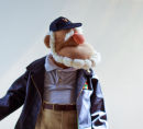 Old Man Puppet