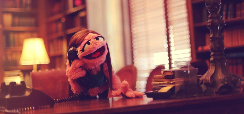 contact - custom puppet